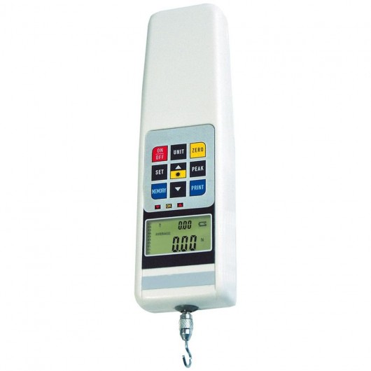 Dynamomètre traction & compression LCD