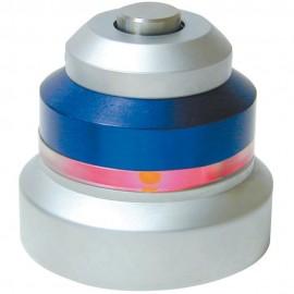 Centreur lumineux avec base magnétique