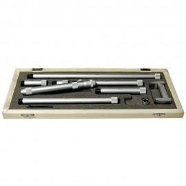 Micromètre d'intérieur à rallonges
