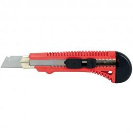 Cutter plastique avec armature métal