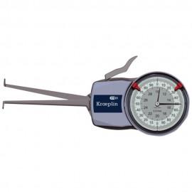 Palpeur intérieur Kroeplin® IP65 + DKD 10 à 100 mm