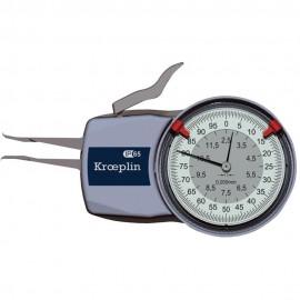 Palpeur intérieur Kroeplin® IP65 + DKD 2,5 à 15 mm