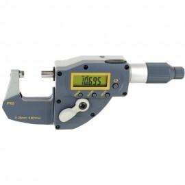 Micromètre à déplacement rapide étanche IP65