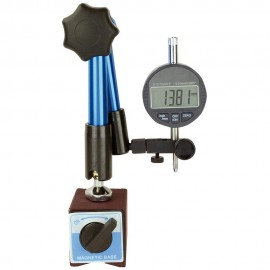 Coffret support serrage central hydraulique + comparateur digital