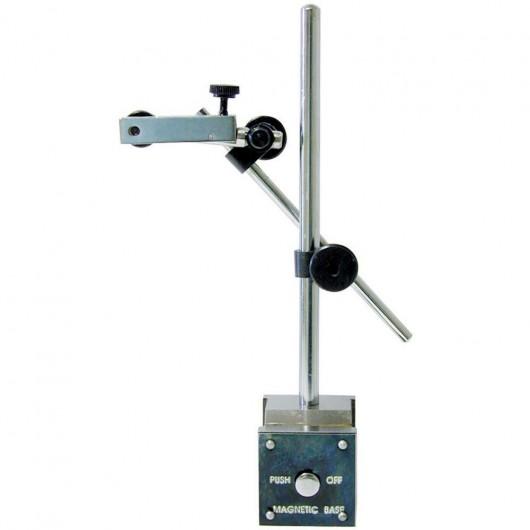 Support magnétique de mesure pour indicateur à levier