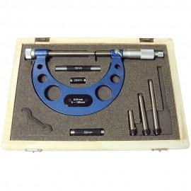 Micromètre à touches interchangeables