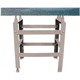 Support en kit + marbre granit classe 0