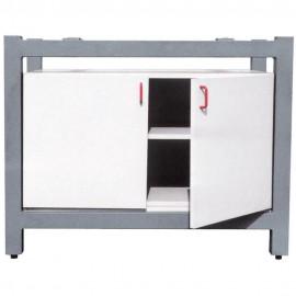 Support + armoire pour marbre granit