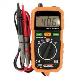 Multimètre AC/DC automatique & VAT