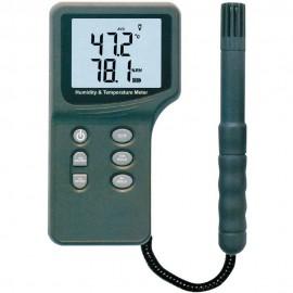 Thermomètre hygromètre + sonde séparée