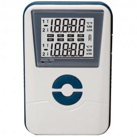 Enregistreur autonome de température et/ou d'humidité