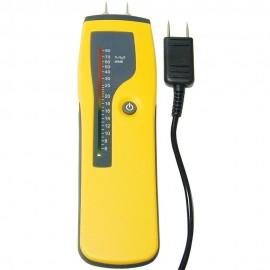 Humidimètre digital «PRO» bois et autres matériaux